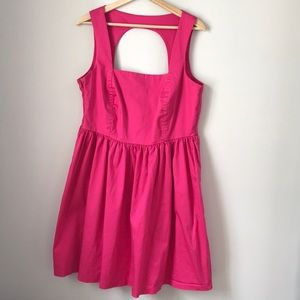 Necessary Objects Short Pink Dress Size 1X